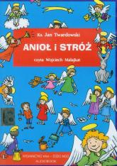 Anioł i stróż - Jan Twardowski | mała okładka