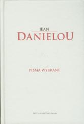 Pisma wybrane - Jean Danielou | mała okładka