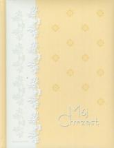 Mój Chrzest. Pamiątka Chrztu Świętego - Anna Piecuch | mała okładka