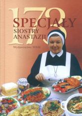 173 specjały siostry Anastazji - Anastazja Pustelnik | mała okładka