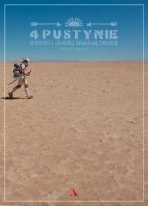 4 pustynie. Biegnij i znajdź własną drogę - Daniel Lewczuk | mała okładka