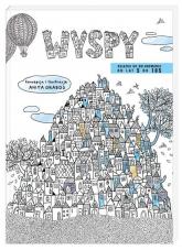 Wyspy. Książka do kolorowania od lat 5 do 105 - Anita Graboś | mała okładka