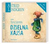 Dzielna Kajsa. Audiobook - Astrid Lindgren | mała okładka
