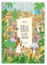 Biblia dla dzieci w obrazkach - Elżbieta Kidacka | mała okładka