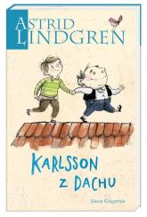 Karlsson z Dachu - Astrid Lindgren | mała okładka