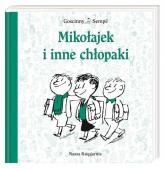 Mikołajek i inne chłopaki - Goscinny Rene, Sempe Jean-Jacques | mała okładka