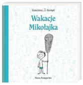 Wakacje Mikołajka - Goscinny Rene, Sempe Jean-Jacques | mała okładka