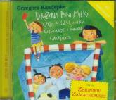 Drużyna pani Miłki, czyli o szacunku, odwadze i innych wartościach. Audiobook - Grzegorz Kasdepke | mała okładka