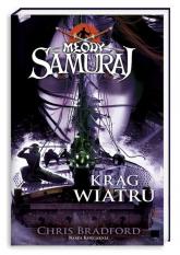 Młody samuraj 7. Krąg wiatru - Chris Bradford | mała okładka