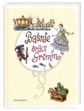 Baśnie braci Grimm - Grimm Wilhelm, Grimm Jakub | mała okładka
