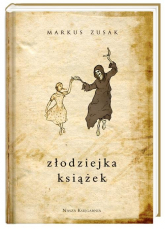 Złodziejka książek - Markus Zusak   mała okładka