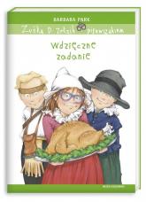 Zuźka D. Zołzik pierwszakiem. Wdzięczne zadanie - Barbara Park | mała okładka