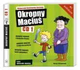 Okropny Maciuś CD 1. Audiobook - Małgorzata Strękowska-Zaremba | mała okładka