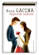 Czynnik miłości - Anna Łacina | mała okładka