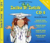 Zuźka D. Zołzik. CD 4. Audiobook - Barbara Park | mała okładka