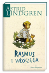 Rasmus i włóczęga - Astrid Lindgren | mała okładka