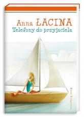 Telefony do przyjaciela - Anna Łacina | mała okładka