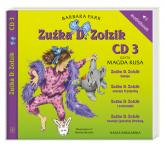Zuźka D. Zołzik. Audiobook - Barbara Park | mała okładka