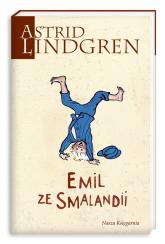 Emil ze Smalandii - Astrid Lindgren | mała okładka