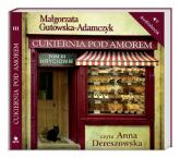 Cukiernia Pod Amorem 3. Hryciowie. Audiobook - Małgorzata Gutowska-Adamczyk | mała okładka