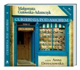 Cukiernia Pod Amorem 2. Cieślakowie. Audiobook - Małgorzata Gutowska-Adamczyk | mała okładka