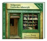 Cukiernia Pod Amorem 1. Zajezierscy. Audiobook - Małgorzata Gutowska-Adamczyk | mała okładka