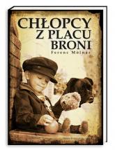 Chłopcy z Placu Broni - Ferenc Molnar   mała okładka