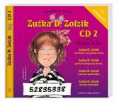 Zuźka D. Zołzik CD 2 - Barbara Park | mała okładka