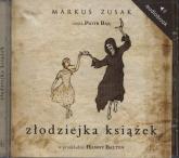 Złodziejka książek. Audiobook - Markus Zusak | mała okładka