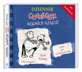 Dziennik cwaniaczka 2. Rodrick rządzi Audiobook - Jeff Kinney | mała okładka