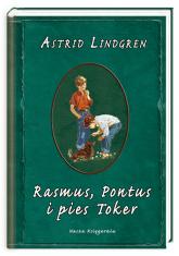 Rasmus, Pontus i pies Toker - Astrid Lindgren | mała okładka