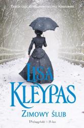 Zimowy ślub - Lisa Kleypas | mała okładka