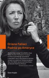 Podróż po Ameryce - Oriana Fallaci | mała okładka