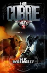 Hayden War. Tom 4. Zew Walhalli - Evan Currie | mała okładka