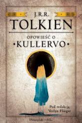 Opowieść o Kullervo - J.R.R Tolkien | mała okładka