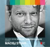 20000 mil podmorskiej żeglugi czyta Maciej Stuhr. Audiobook - Juliusz Verne | mała okładka