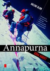 Annapurna. Góra kobiet - Arlene Blum | mała okładka