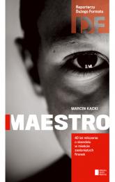 Maestro. Historia milczenia - Marcin Kącki | mała okładka
