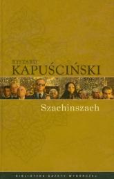 Szachinszach - Ryszard Kapuściński | mała okładka