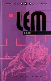 Stanisław Lem. Dzieła. Tom 30. Moloch - Stanisław Lem | mała okładka