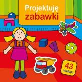 Projektuję zabawki - Krystyna Bardos | mała okładka