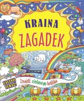 Kraina zagadek - Lisa Regan | mała okładka