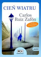 Cień wiatru. Audiobook - Zafón Carlos Ruiz | mała okładka