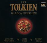 Władca Pierścieni. Audiobook - Tolkien John Ronald Reuel | mała okładka