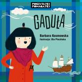 Gaduła - Barbara Kosmowska | mała okładka