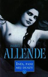 Ines. Pani mej duszy - Isabel Allende | mała okładka