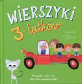 Wierszyki 3-latków - Opracowanie zbiorowe | mała okładka