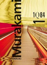 1Q84 - Haruki Murakami   mała okładka