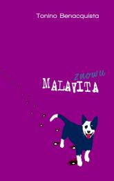 Znowu Malavita - Tonino Benacquista | mała okładka