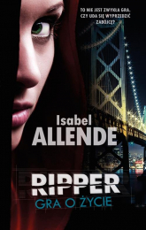 Ripper. Gra o życie - Isabel Allende | mała okładka
